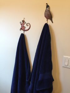 Bathroom Towel Hooks