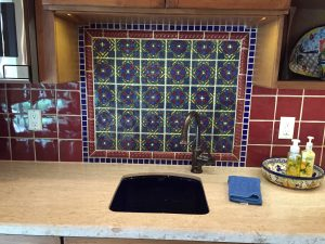 Kitchenette Backsplash1