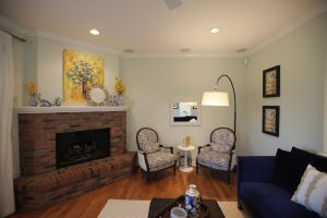 Family Room Fireplace 1