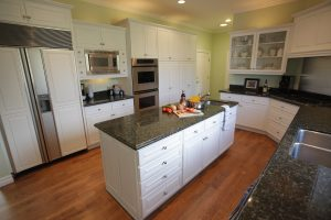 Kitchen Wide Facing Ovens