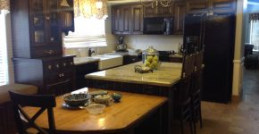 Gilbert Remodel, A Tract Home Looks Custom!…